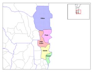 Le departement du Plateau